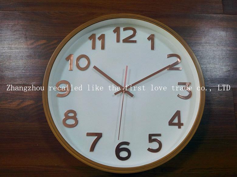 11 Inch Plastic Wall Clock