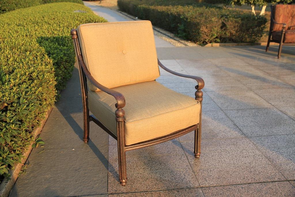 Classic Garden Chat Sofa Set Outdoor Garden Furniture