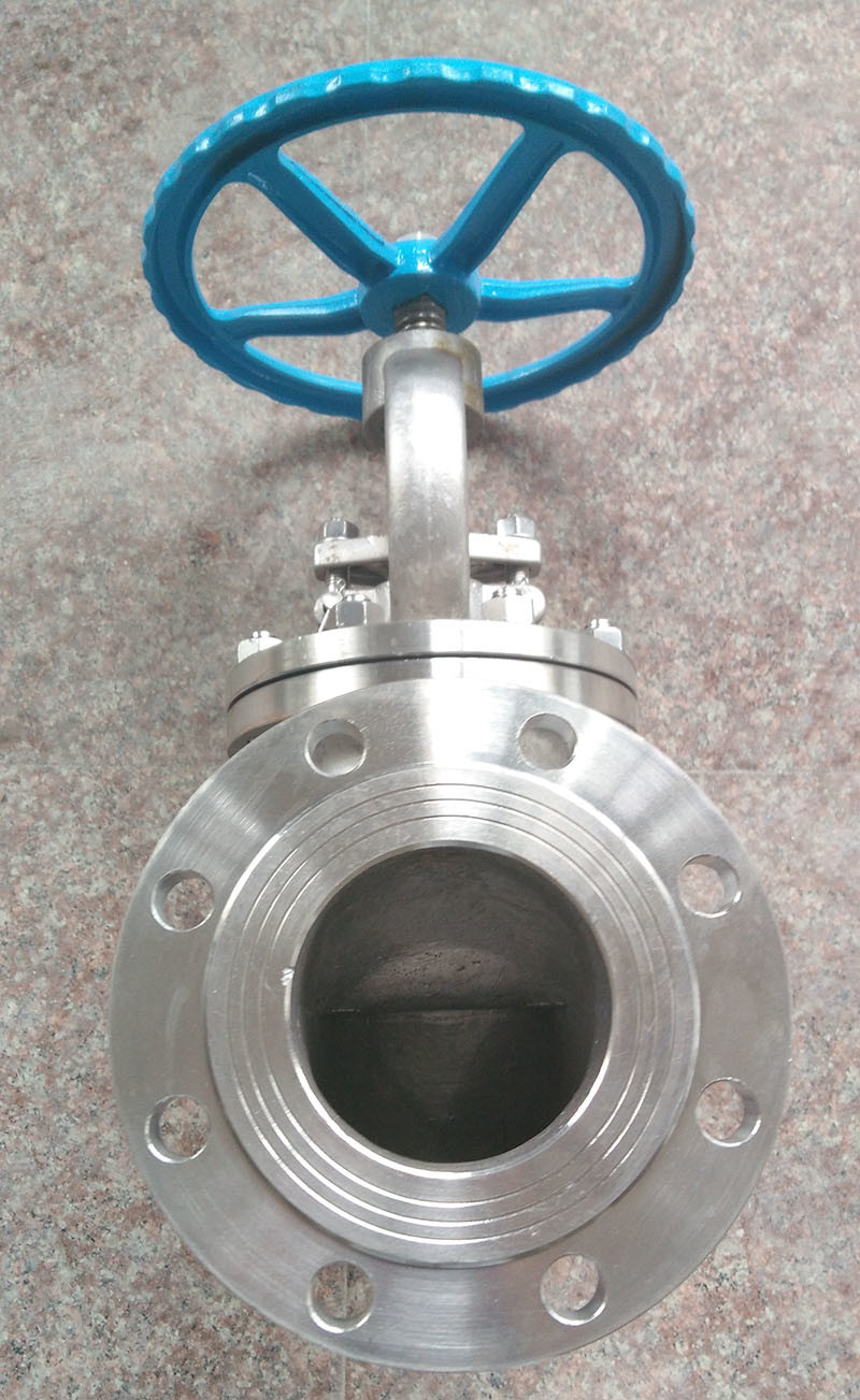 GB Stainless Steel 304/316 Flanged Globe Valve