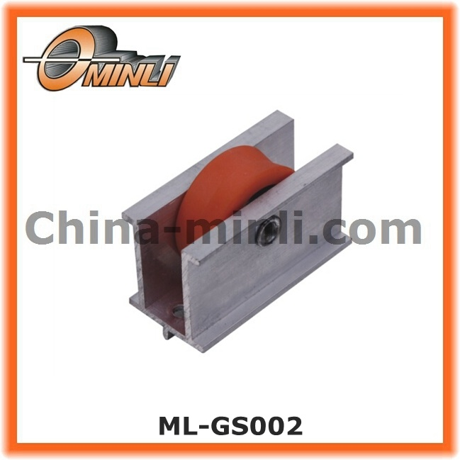 Aluminum Roller Pulley for Door and Window (ML-GS004)