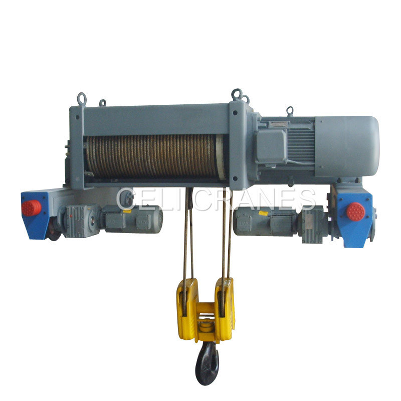 Electric Wire Rope Hoist for Double Girder Crane