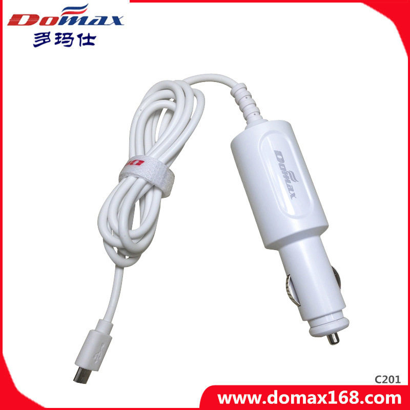 Mobile Cell Phone Wired Adaptor Samsung Travel Car Charger