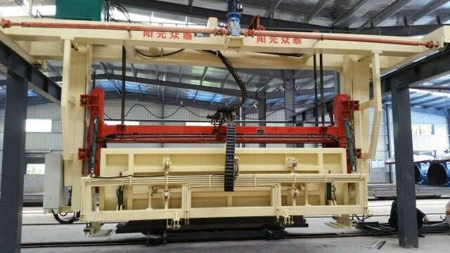 Automatic Machine for Making Lightweight AAC Blocks Brick Making Machine for Sales