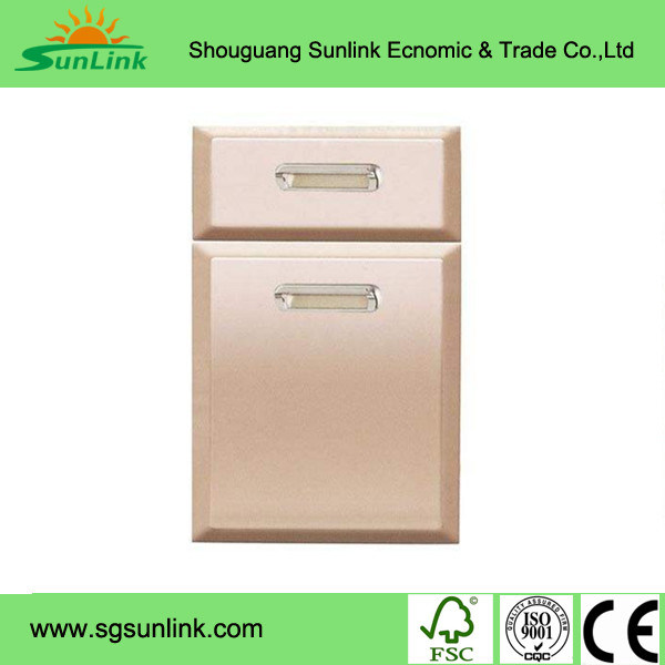 New Design Cheap Kitchen Cabinets and Wood Door