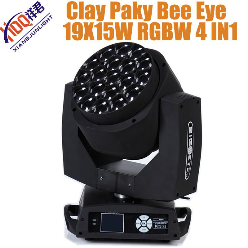 Clay Paky B Eye K10 19X15W RGBW Moving Head Light