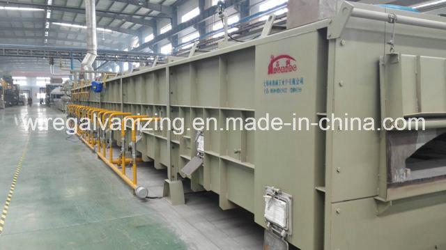 Steel Wire Annealing Furnace Type E