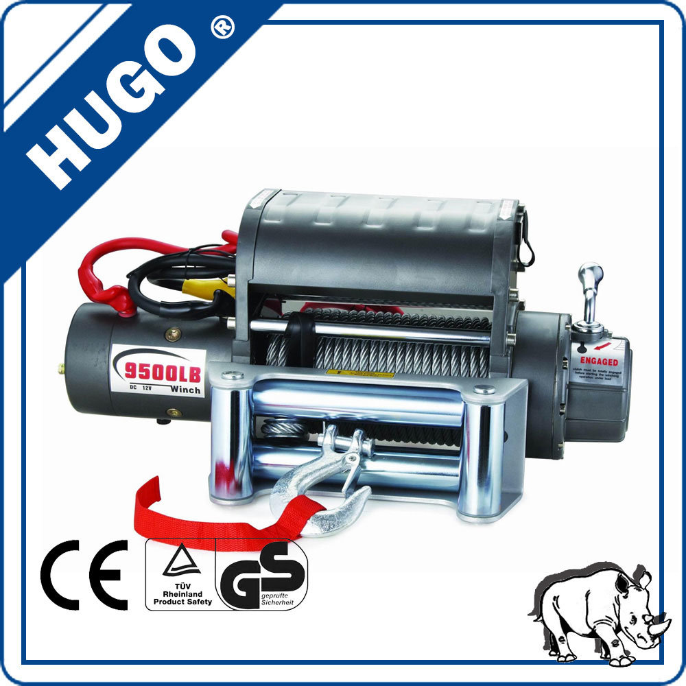 ATV Electric Winch with 2500lb Pulling Capacity, Fast Speed