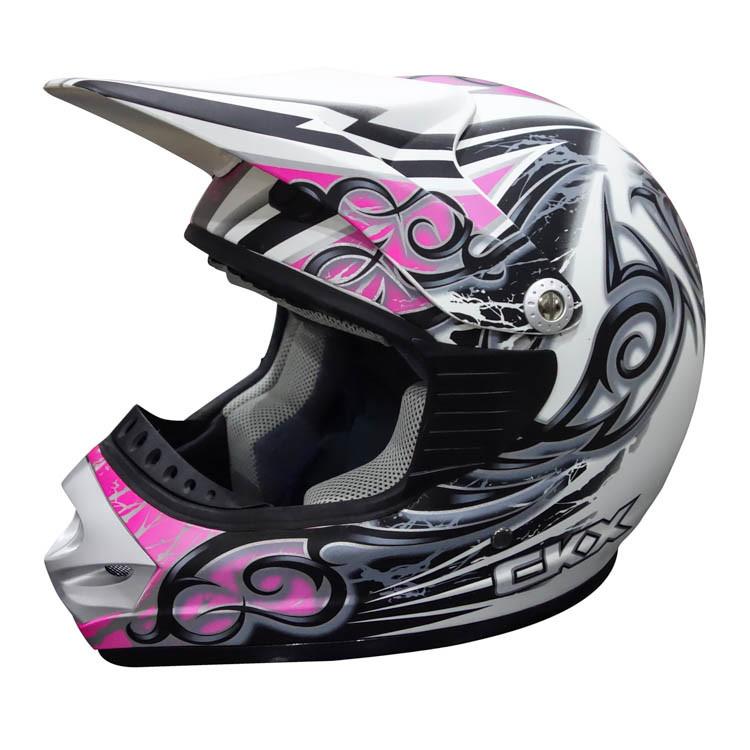 Full Face Motorcycle Helmet for Motocross or Downhill