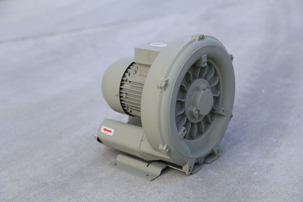 The Silver Ring Blower of China
