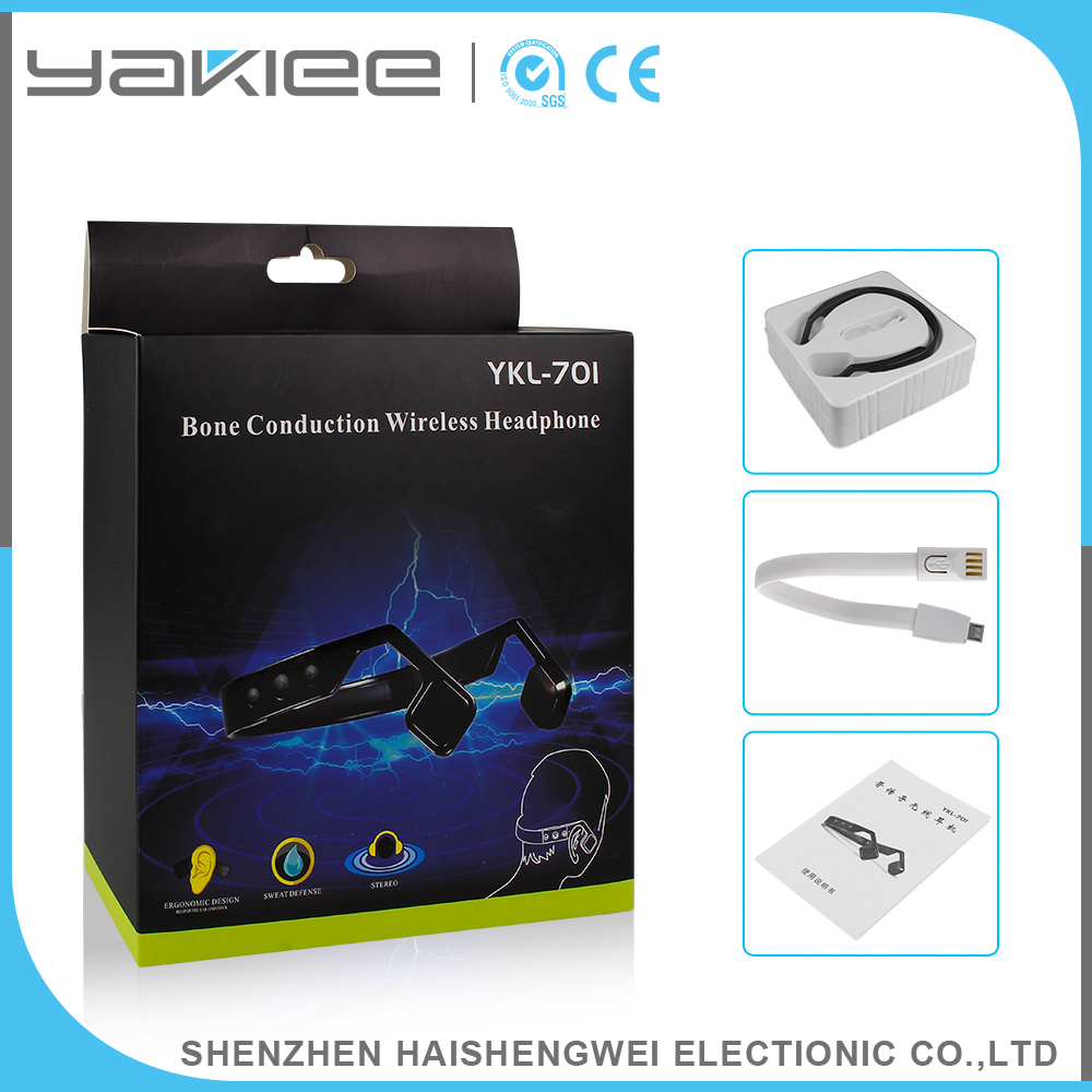 Customize 3.7V Wireless Bluetooth Earphone for iPhone