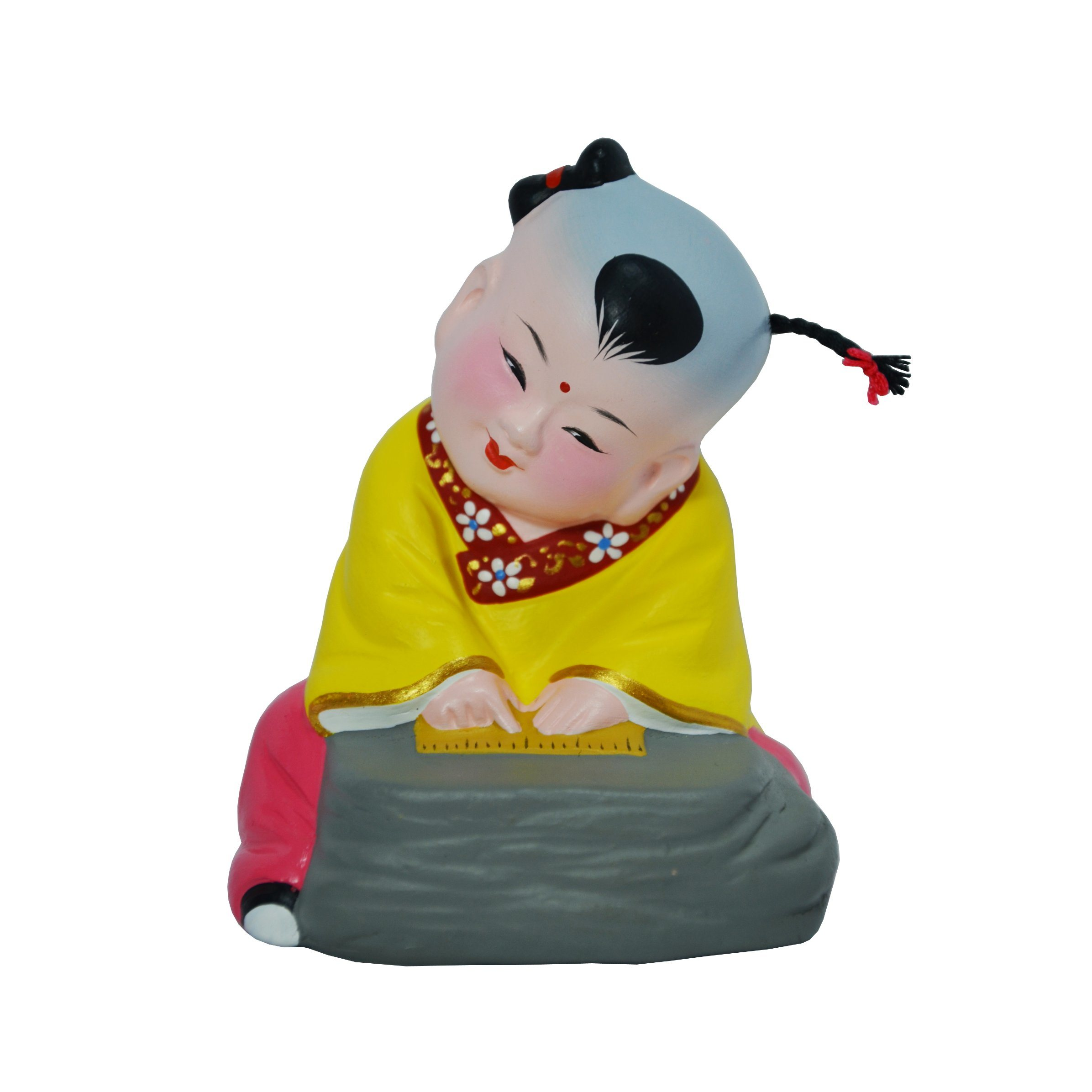 Handicraft Clay of Chinese Traditional Figure