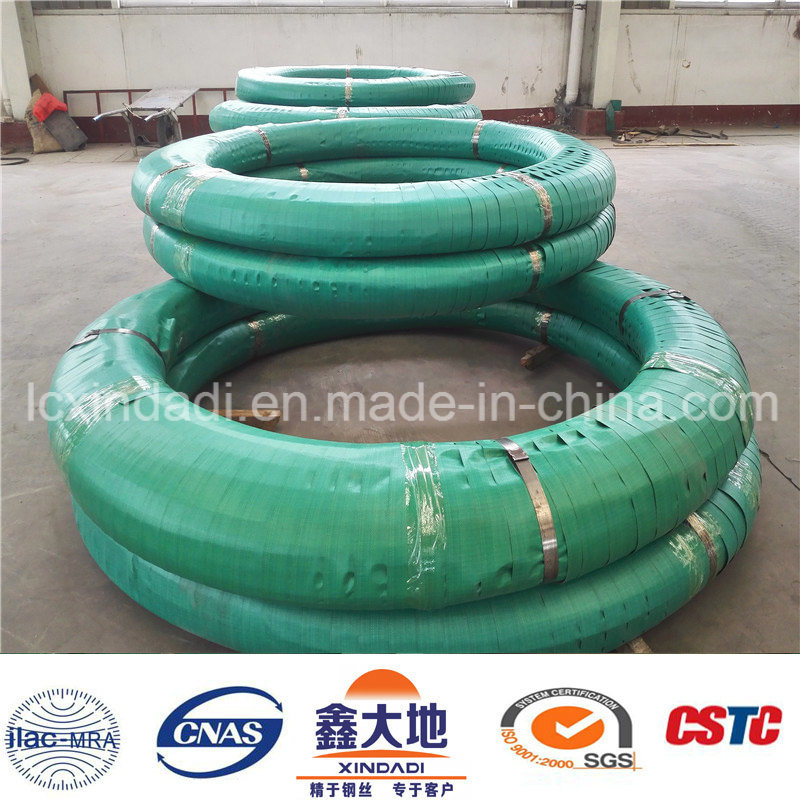 6.0mm Hot Sale Non-Alloy Drawn Wire PC Steel Wire