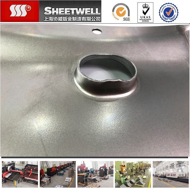 New Style Factory Directly Provide Sheet Metal Fabrication