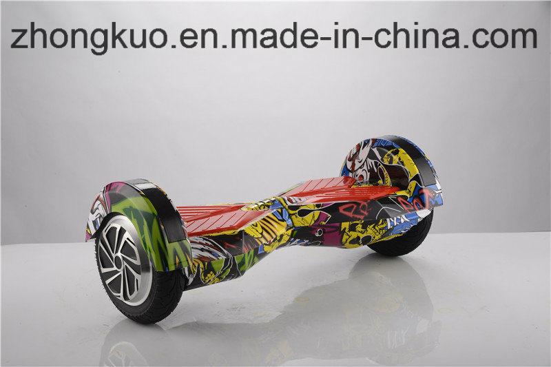 8inch Colorful Popular Electric Skateboard 2017 New! Balance Scooter