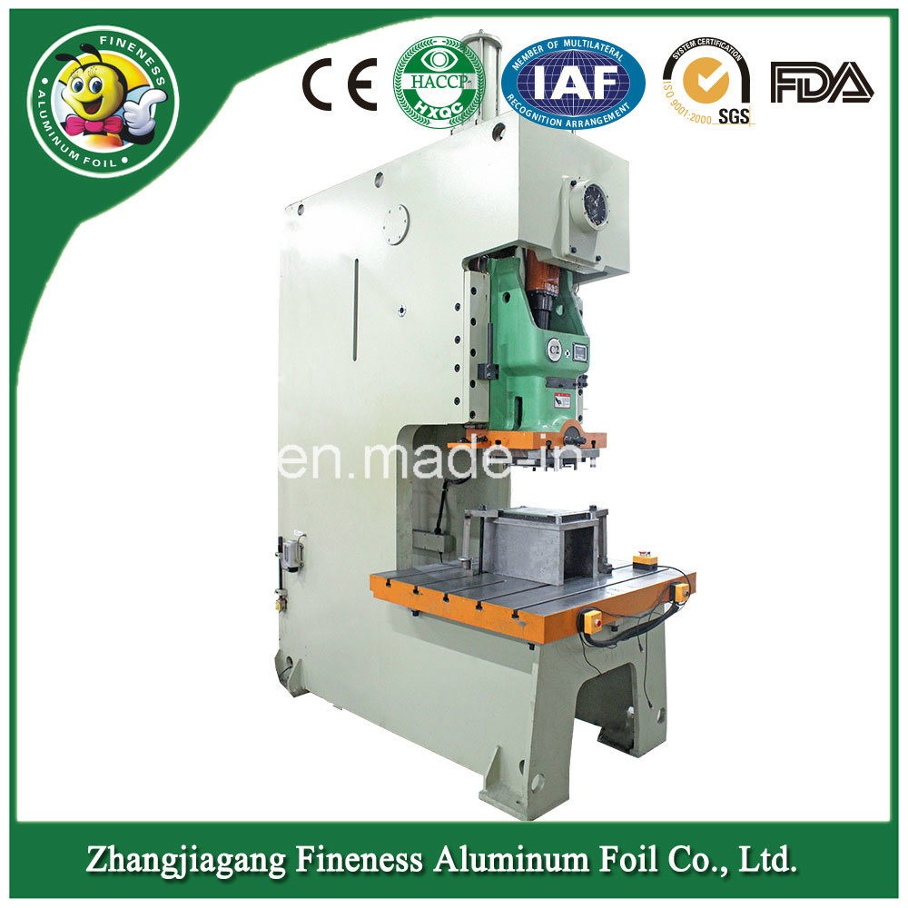 Aluminum Foil Container Production Line