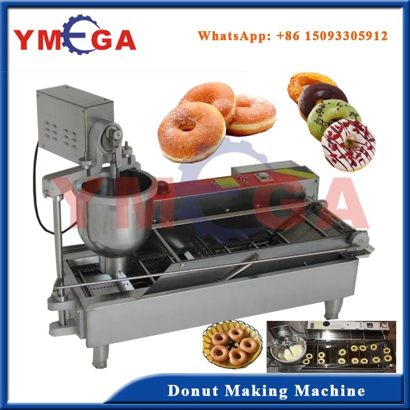 Factory Price Full Stainless Steel Automatic Donut Machine