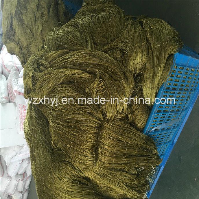 "210d/33 X 6 3/4"" X 40MD X 100m Nylon Multifilament Fishing Net"
