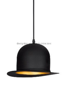 Modern Pendant Light Aluminum Industrial Hat Lamp