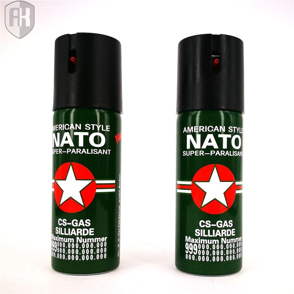 60ml Nato Pepper Spray for Self Defense