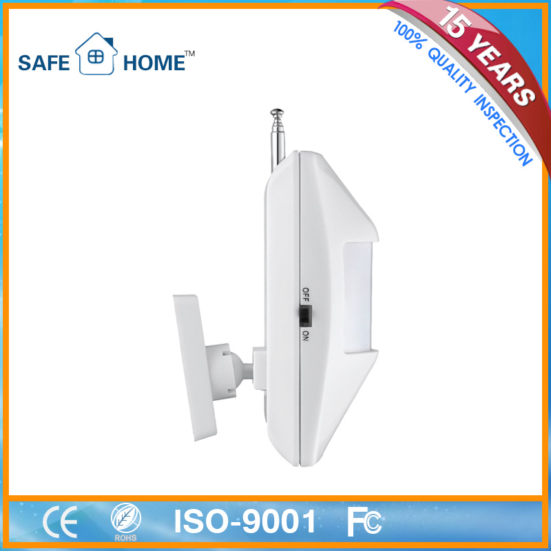 Wireless Infrared PIR Motion Sensor for Home Anti-Theft
