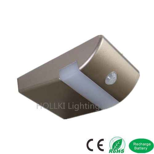 Sensor LED Wardrobe or Kitchen Cabinet Light with Lithium Battery