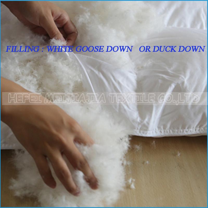 Goose/Duck Down Filled Blanket and Duvet