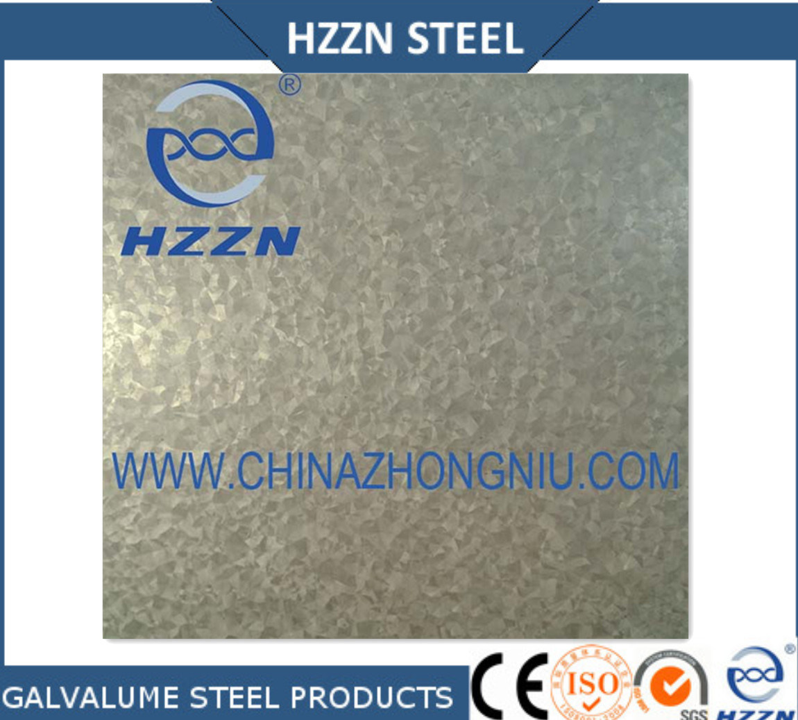Hot Dipped Zluzinc Steel Coil