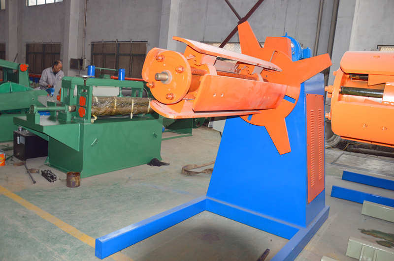 Hot Sale Automatic Hydraulic Decoiler