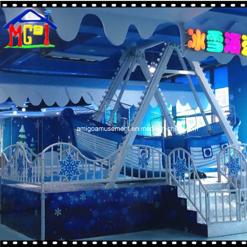 2017 New Amusement Park Equipments 12 Seats Pirate Ship