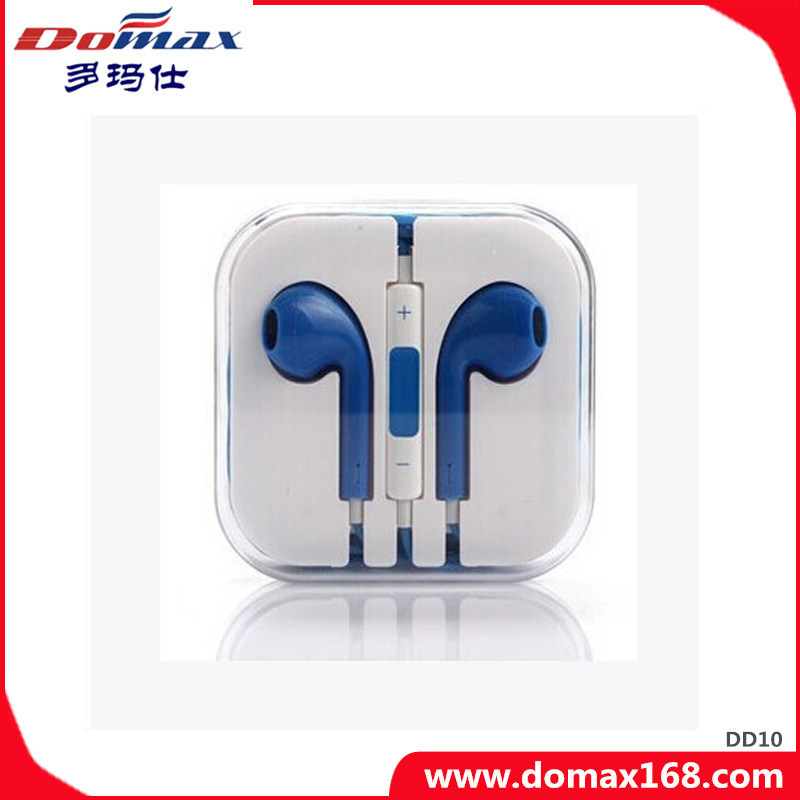 Mobile Phone New 2016 for iPhone Earphone with Mix Colours