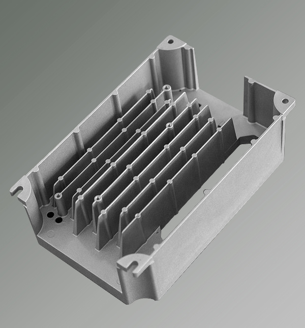 Aluminum Castings Manufacturer Supply Casting Enclosure for Frequency Converter