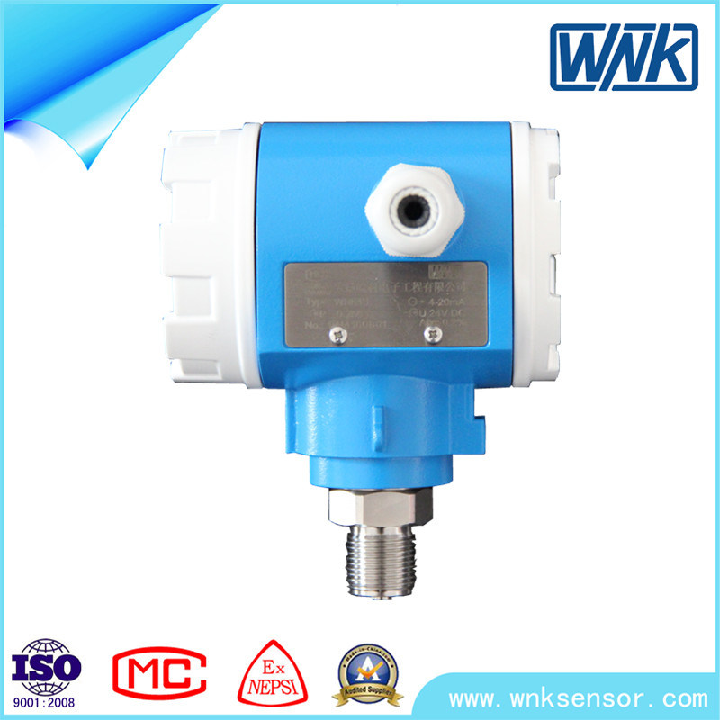 Smart Pressure Transmitter with New Technology & Large Screen, 4~20mA/Modbus Output