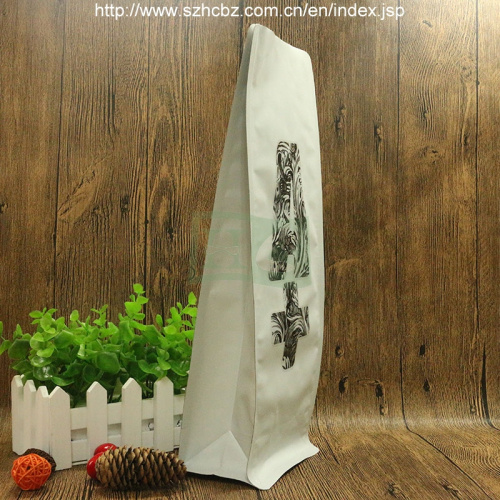 Matt Film Shining Effect Stand up Coffee Bag