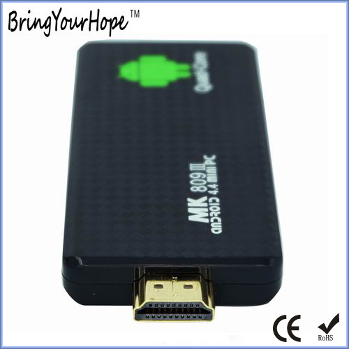 Mk809 Rk3229 Android 5.1 Bluetooth TV Dongle Mini PC (XH-AT-002)