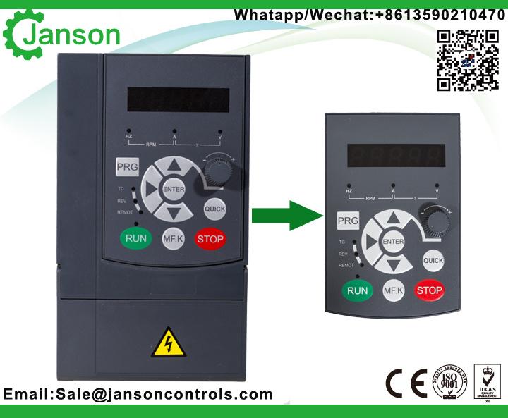 0.4kw~500kw Frequency Converter with 220V, 380V, 690V.