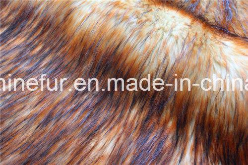 New Fake Fur for Garment