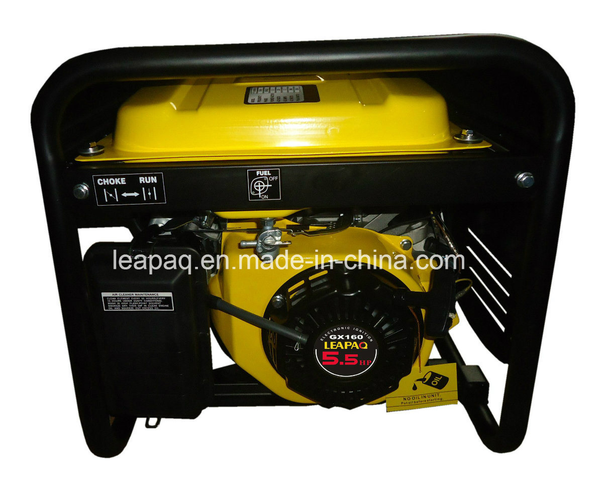 2.0kw Wheels & Handle P-Type Portable Gasoline Generator