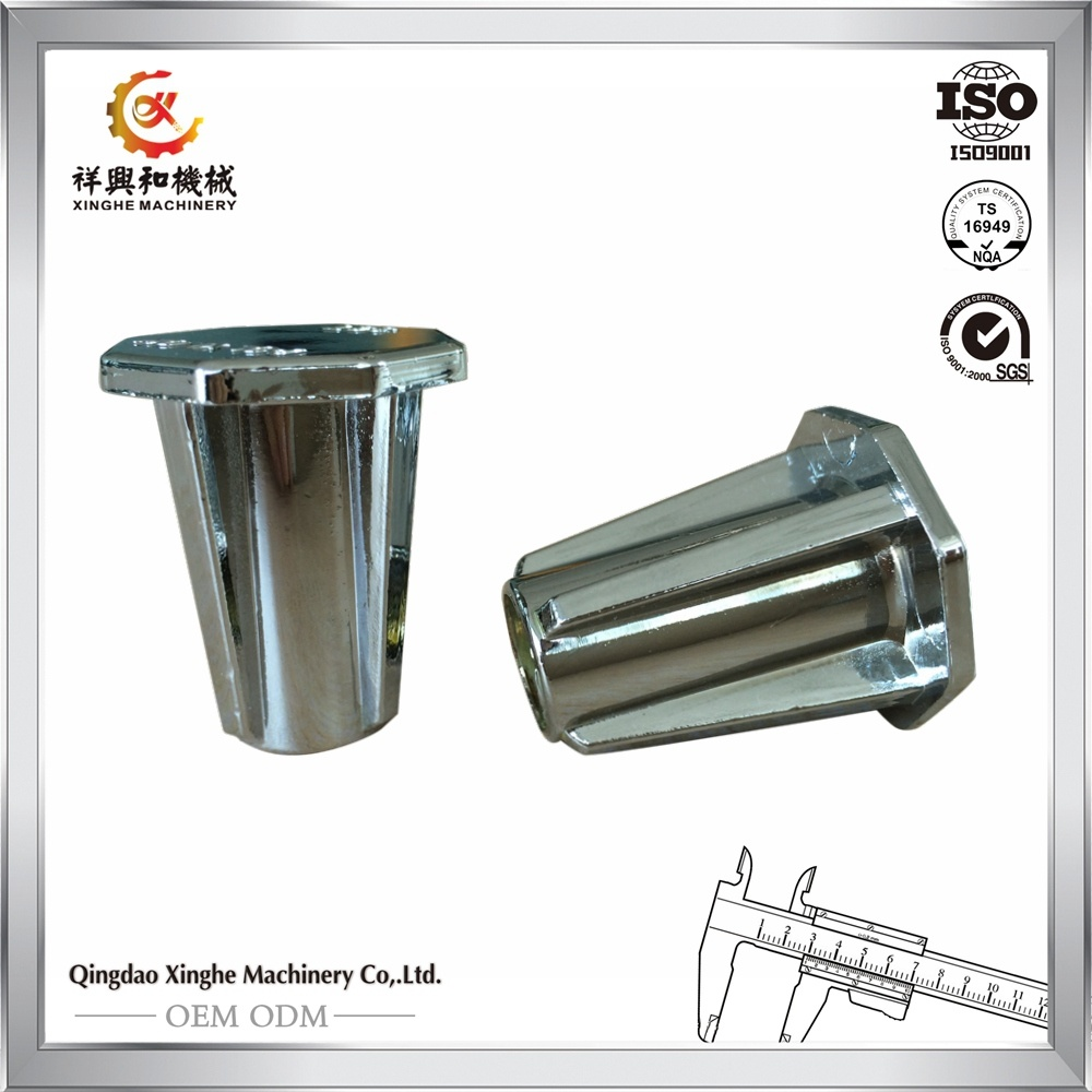 ISO16949 Alloy Zinc Zamak Aluminum Die Casting Precision Die Casting Sand Casting