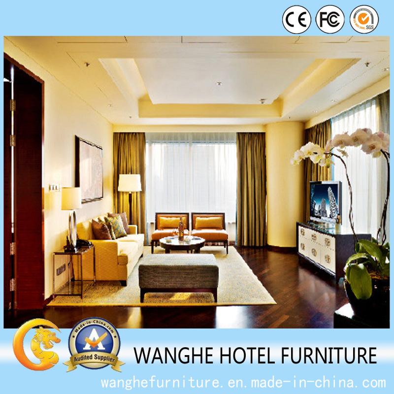 Five Star Hotel Junior Suite Living Room Furniture