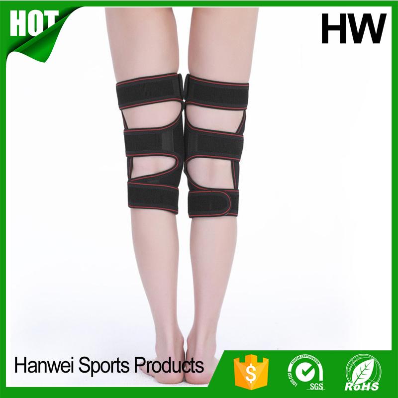 Wholesale Open Patella Neoprene Knee Guard (HW-KS019)