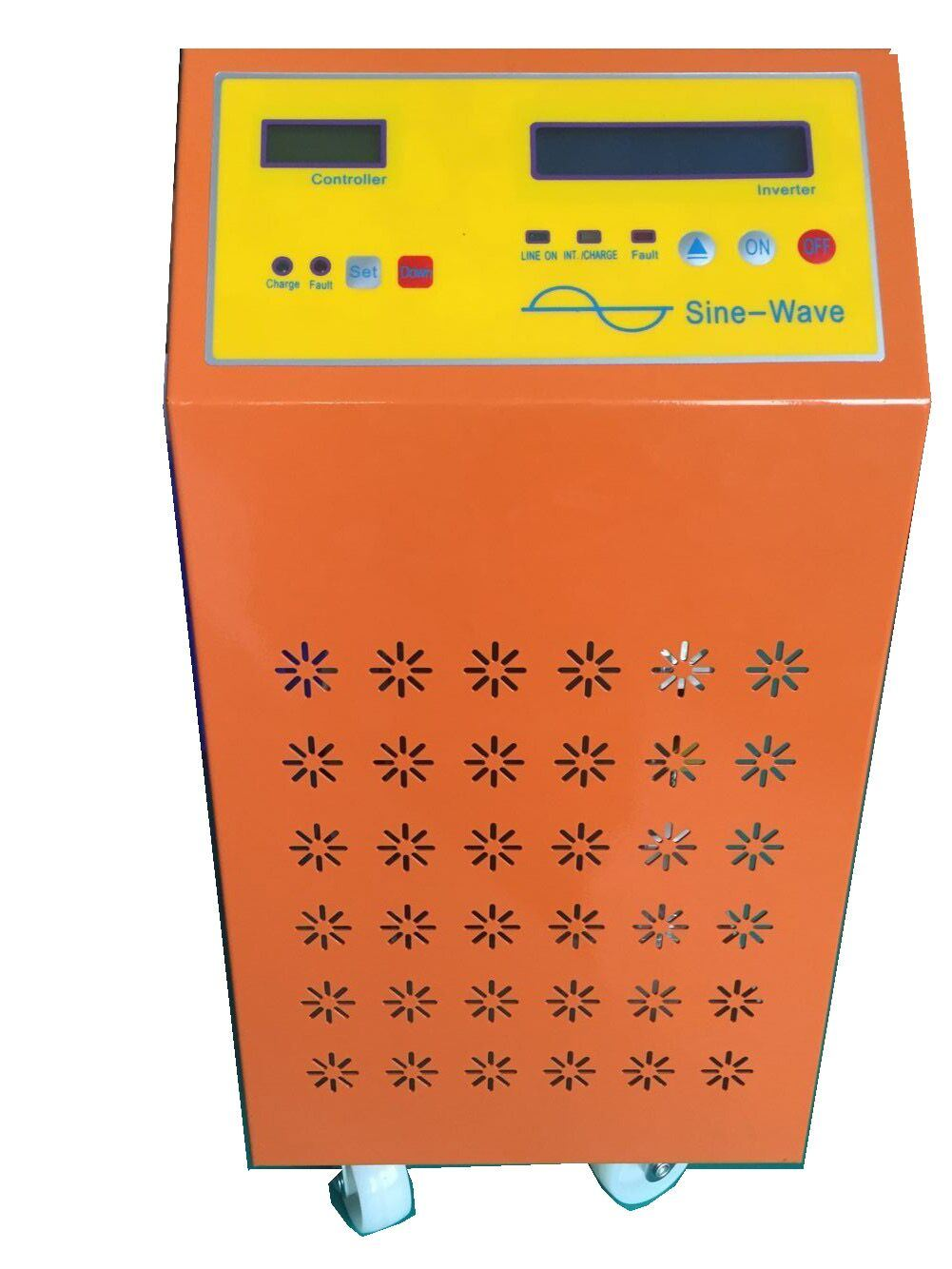 off-Grid Pure Sine Wave Inverter 10kw Big House Solar Inverter Charger