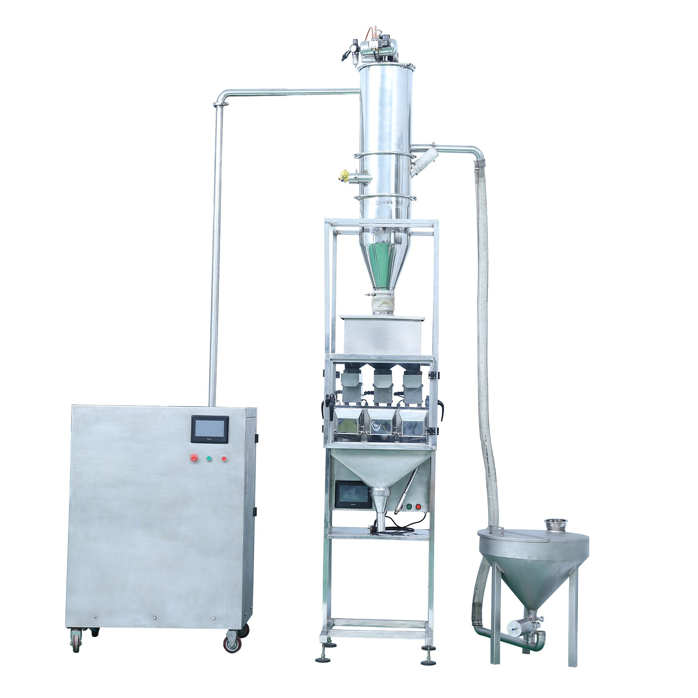 Nuoen Pneumatic Vacuum Feeding Machine for Particles/Powder