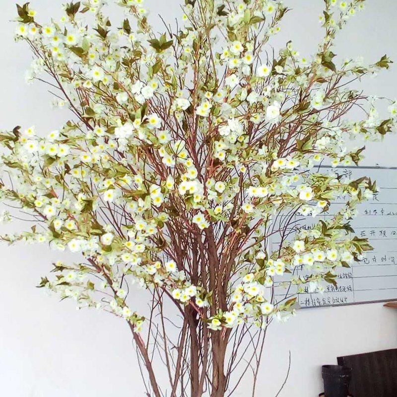 Hot Sale Hotel Wedding Decorative Artificial Cherry Blossom Tree