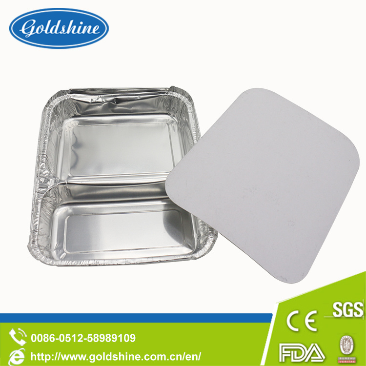 Eco-Friendly Household Aluminum Foil Container (F3214)
