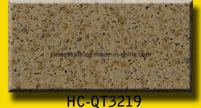 Multi Color Quartz Stone Countertop