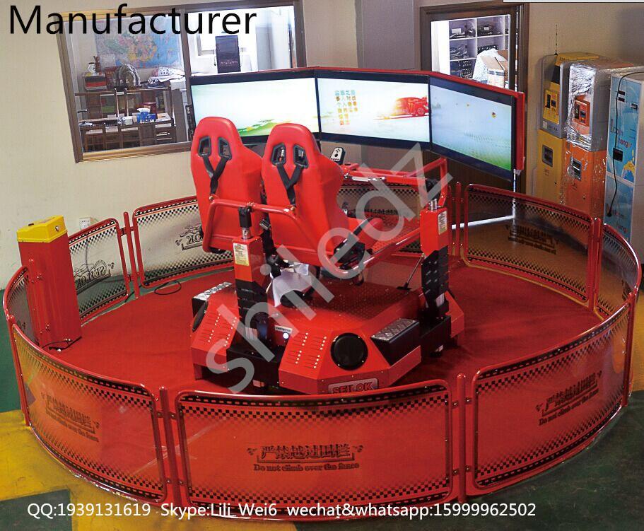 Real Car Driving Simulator