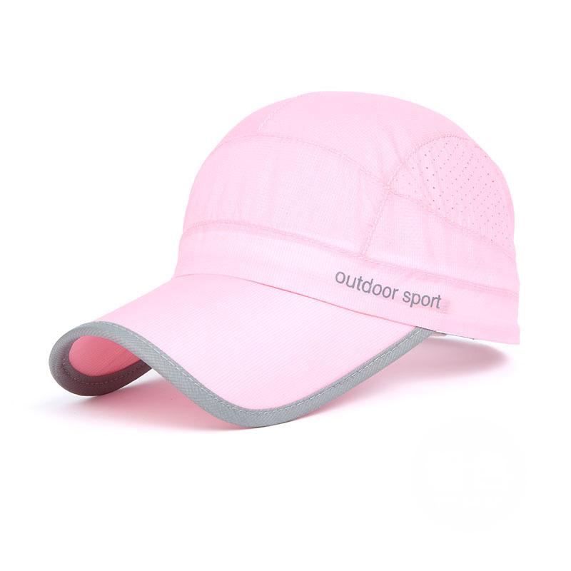 Fashion Women/Men′s Summer Sunscreen Sun Hat Baseball Hat