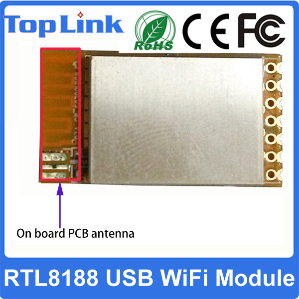 Good Signal Rtl8188eus USB WiFi Communication Module for Sound Box