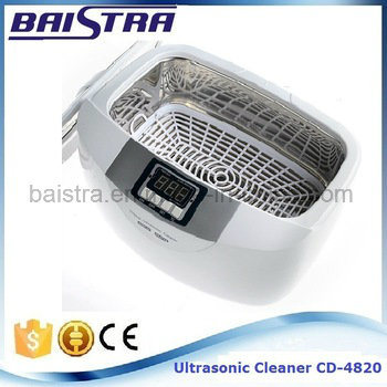 Ce Approval LED Display 2500ml Digital Ultrasonic Cleaner