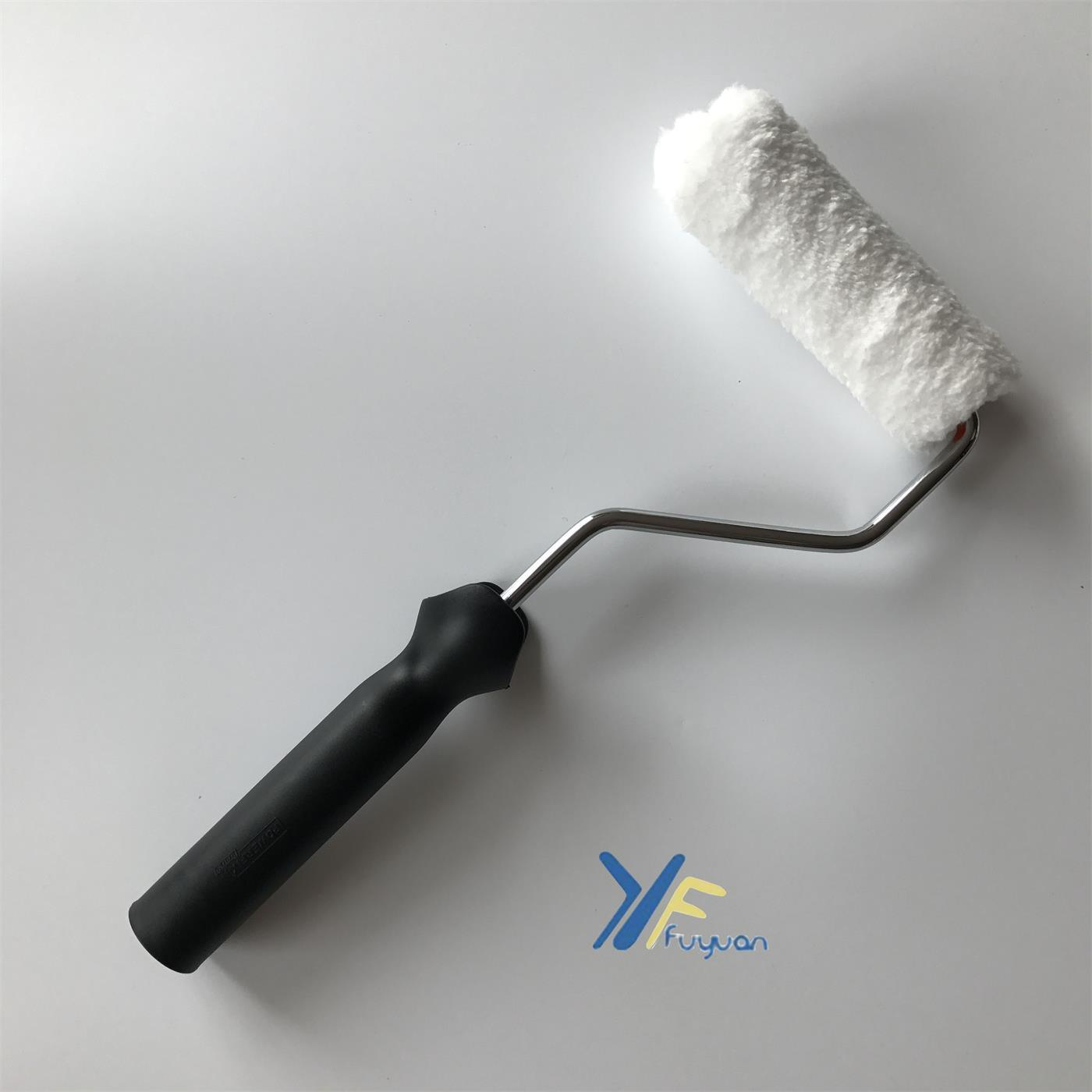 4′′ Microfiber Mini White Paint Roller
